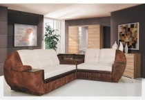 На фото Угловой диван  Амбассадор