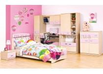 На фото Спальня детская Терри