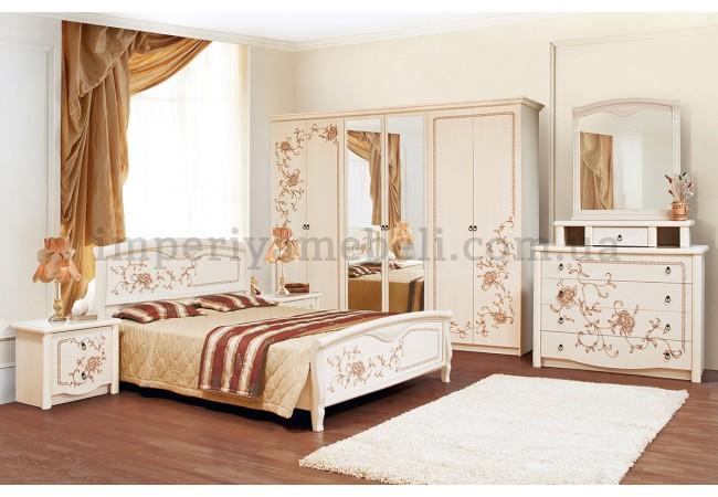 На фото Спальня Ванесса
