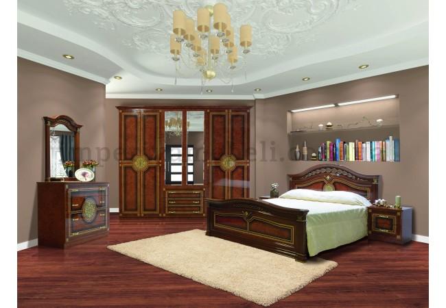 На фото Спальня Диана