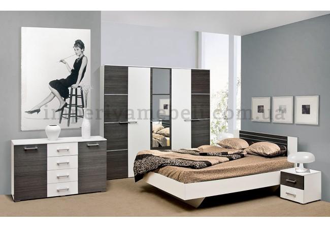 На фото Спальня Круиз