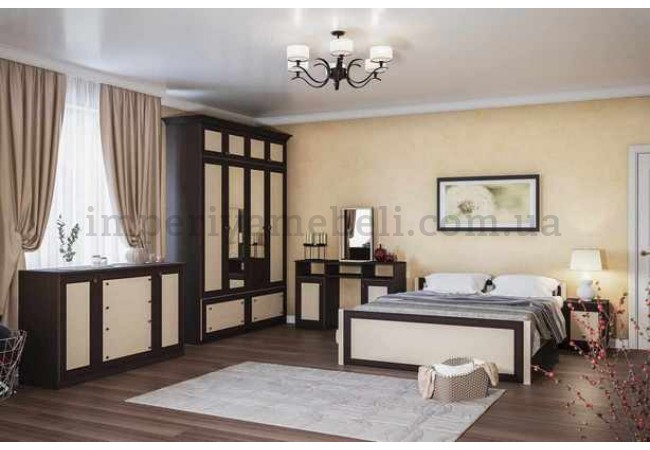 На фото Спальня Лотос