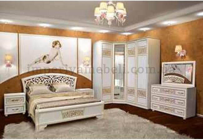 На фото Спальня Полина новая