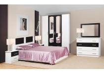 На фото Спальня Тулуза