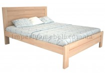 На фото Кровать Люкс (щит)
