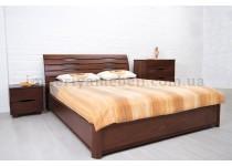 На фото Кровать Марита Н с подъемной рамой