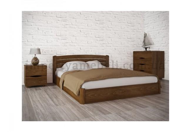 На фото Кровать  София люкс с подъемной рамой