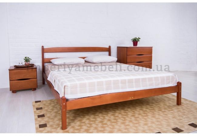 На фото Кровать  Лика без изножья