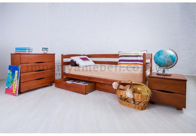 На фото Кровать  Марио с ящиками